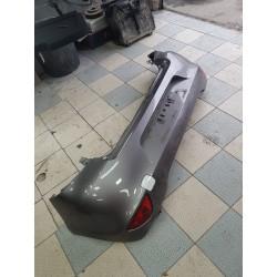 clio 3  berline bouclier pare choc arriere couleur gris metal  avec feux AB REF 7701479250  DE 04/09 A 10/2012