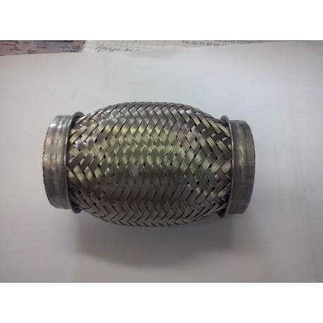 manchon tresse flexible reparation echappement catalytique    diametre 40,5