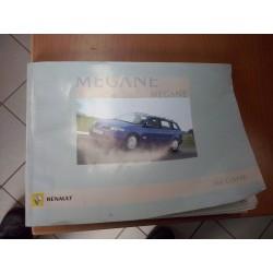 manuel d utilisation carnet de bord !megane 2 break depuis 2003 TBE!!