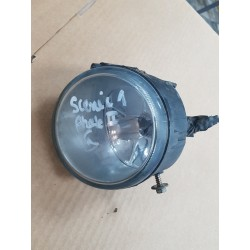 scenic 1 phase 2 antibrouillard avant droit rond ref origine 7701045717 de 03/99 a 08/2002