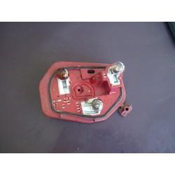 206 serie 1  kit reparation platine feux + fiches Connectique droite ( berline )