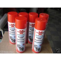 degraissant karting  nettoyant frein huile  6 x 500 ml en bombe super puissant ! wurth