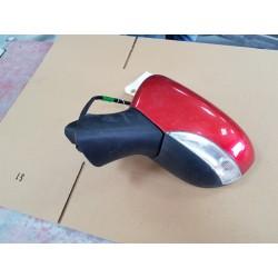 retroviseur clio 4 cote  droite passager coque grise  du 10/12 au 09/16 vendu complet ref  963016226R
