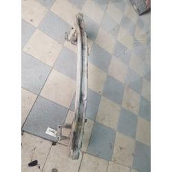 Traverse renfort en aluminium pour  pare choc avant - RENAULT Scenic III (3) - Réf : 752100015R