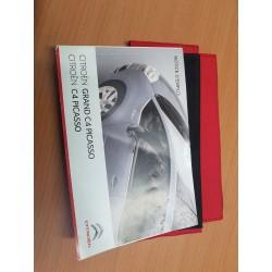 C4 II PICASSO GRAND manuel d utilisation carnet de bord !  citroen c4 picasso   depuis fabrication 2009 document de bord