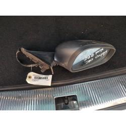 MITO  RETROVISEUR ELECTRIQUE DROIT DEPUIS 2009 COQUE PEINTE GRISE METAL PIECES D ORIGINE ALFA  REF 156106554