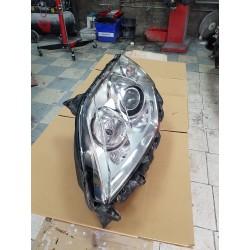 LAGUNA III Phare  droit  AVEC BALAST ET LAMPE  Renault Laguna 3 phase 1 xénon chrome directionnel [2007 à 2010] réf : 260100040R