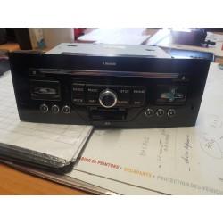 Autoradio PEUGEOT 407 (6D_) 1.6 HDi 110  reference  96653743XN