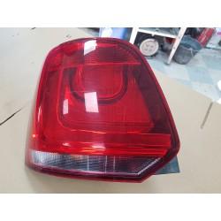 Feu arrière  GAUCHE Référence : 6R0945095AH Véhicule d'origine  Volkswagen POLO 5 PH.1 1.6 TDI 16V FAP 2009/2017