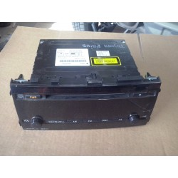 Toyota prius radio avec CD - 1nz-fxe - 86120-47280 - BJ 2007 - tester et ok