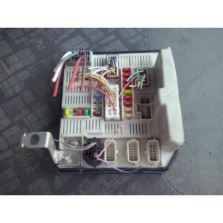 upc renault megane 2 ,scenic 2 ref 8200481866 boitier calculateur bsm upc
