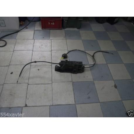 scenic 2 !!! DEPUIS 2003 cde frein a main electrique avec cable complet !  ref 8200418648