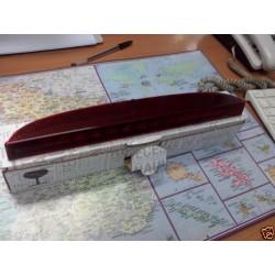 feu suplementaire 3 ème feu stop arrière central NEUF!! CLIO 2 Phase 2 origine renault rouge reference  7700410753