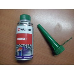 WURTH ADDITIF ESSENCE+     Additif nettoyant pour système d'injection essence.