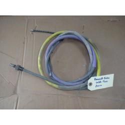 cable de frein a main jeux de 2 cables droite et gauche modus tous modele