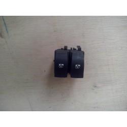 clio 2 depuis 2001 interrupteur de commande leve vitre droite et gauche  etat neuf !!
