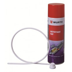 Spray wurth Nettoyant FAP Filtre a Particule pour vw  audi peugeot citroen etc ...( en bombe ) Référence 5861 014 500