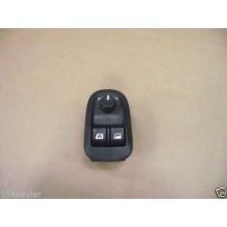 commande leve vitre electrique 206 avec montee auto et commande retroviseur