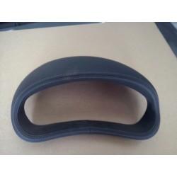 206 RC tout modele casquette de tableau de bord  (compteur)  en cuir d origine peugeot 9640523577 9643959877