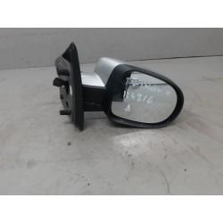 twingo 2 phase 2 de  2013 rétroviseur droit coque grise métal ref 963011368R 7701067335