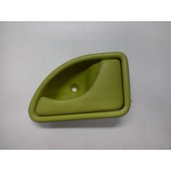 twingo 1 poignee avant gauche ouverture de porte couleur jaune  origine renault !!
