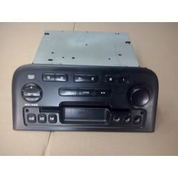 autoradio laser peugeot 406 serie 2 d origine parfait etat DE 2004 couleur noir