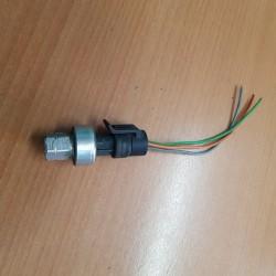 pressostat  de circuit climatisation RENAULT  AVEC 3 FILS  + SA FICHE DE REPARATION