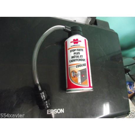 stop fuite climatisation auto produit wurth avec raccord colmate les micro fuite