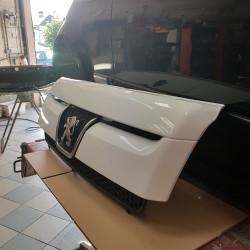 peugeot expert calandre complete avec grille et logo   piece neuve blanc ewp ref 7804N8  + 7810H0 + 7804N9