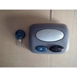 plafonnier twingo 1 eclaireur interieur vendu sans electronique avec lampe