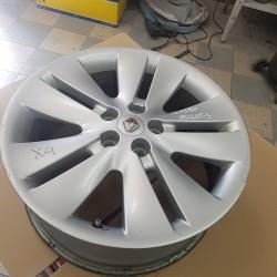 velsatis  renault Jante aluminium  7 1/2 jx18 pouces  ch 50  occasion  ref  8200103225 - RENAULT ESPACE 2.2 DCI 16V