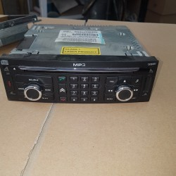 autoradio gps  ecran gps + cordon kit complet  C4 PICASSO 207 REF 96640239XT GPS NAVY ref ecran  9661375880 ecran multifonction