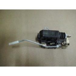 safrane  serrure porte avant gauche complete avec moteur centralisee  depuis fabrication  2 fiches