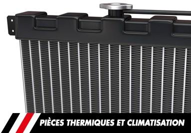 Pièces thermiques et climatisation